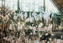 The Wedding of Byan& Deby @ Manten Ballroom by Manten Ballroom