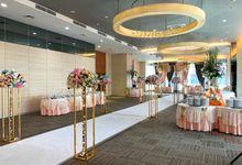 Wedding Icha & Arya, 02 Februari 2020 by Kirana Two Function Hall