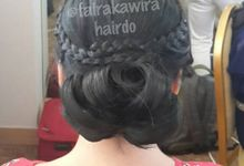 Faira Kawira MUA by Faira Kawira MUA, Hair Do, Embroideries