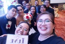 Wedding Irwin & Lucia, 10 Feb 2018 by Luve WO