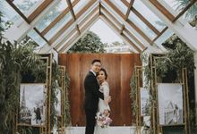Sunset Wedding for Arief & Christine by Delapan Bali Event & Wedding