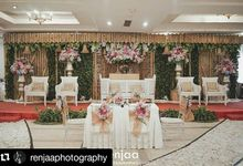 Reseps Pernikahan Igna dan Alwi by Tyas Decoration