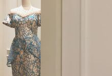 Event/Occasional Short Dress by Berta Chandra Couture