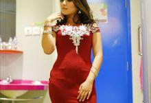 Make Prom Night and Kondangan Anak Agung Putri by Allena Make Up