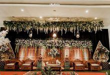 Wedding  Mba Anindha by Anzani Decoration, Catering & Wedding Management