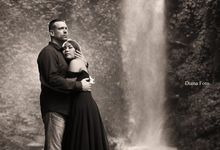 Trey Cherryl Prewedding by Diana Photo