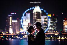 Hendry + Priscylia Prewedding by Wedding Factory