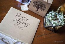 Agung + Renny Wedding by Wedding Factory