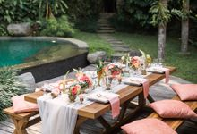 Romantic Elopement in Ubud by Hari Indah Wedding Planning & Design