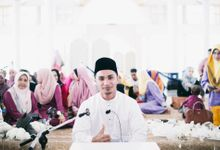 The Solemnization of Alya and Amir by Hanif Fazalul Photography & Cinematography