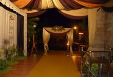 Wedding by Pondok Tjandra Indah