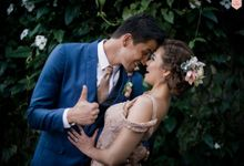 Marc and Danica Pingris by Mayad Studios