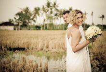 Bali Real Wedding - Sasha & Max by Bali Weddings Network