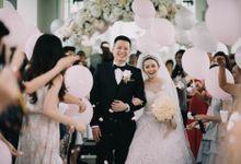 KELVIN & GIOVANI WEDDING by DHIKA by MA Fotografia