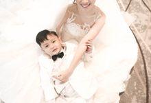 Pullman Thamrin - Thyo & Kezia Reception by Matteo Wedding Organizer