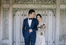 The Wedding of Anton & Angel by Bali Wedding Specialist
