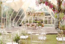 The Wedding of Yoshiko and Arie by Elssy Design