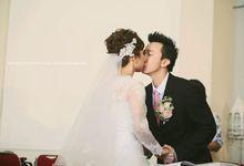 The Wedding of Rony & Tia by Xaviour Event Organizer