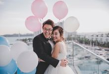 Solemnization Photography - Alvin & Xin Yan by Knotties Frame