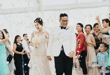 Yoga & Vivi Wedding by Hilda by Bridestory