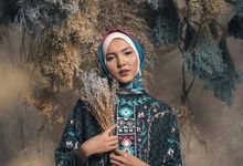 Scarf magazine  by Nina Nasution