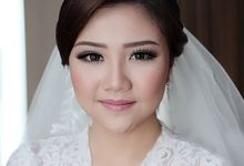 WEDDING STEPHEN & JOHANNA by Lau Makeup Artist