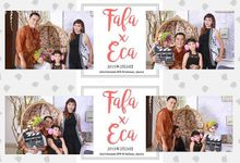 Fafa n Echa by Austin Photobooth