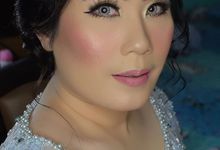 Engagement For Rebecca by nof makeup
