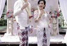 Desy & Michael Wedding by Tyas Decoration