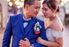 Marsha and Nestor Wedding highlights by Dauntless Blissful Creatives