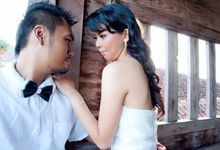 Getha & Evan's Wedding by ekaraditya4makeup