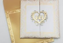 Finish Paper by The Wedding Cards Online