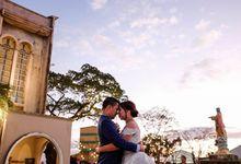 Marsha and Nestor Wedding highlights by Dauntless Blissful Creatives