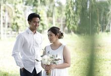 Pre-Wedding Bouquet for Emira by GIVASAÉ Flower Specialist