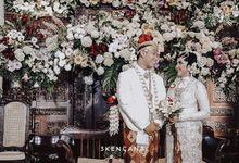 Wedding Cahyo dan Putri by 3KENCANA PHOTOGRAPHY