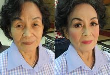 Mom Of The Brides by Sissy makeup artis