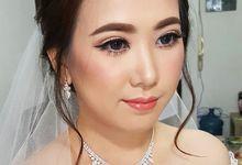 Bridal Makeup by Victoria Chang Makeup Artist