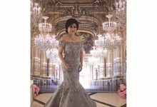 Felix and Fillie Wedding 2018 by Berta Chandra Couture