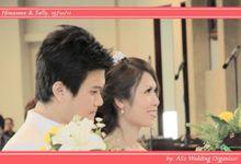 The Wedding of Himawan & Sally by AS2 Wedding Organizer