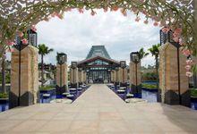Captivating Nuptials at The Mulia, Mulia Resort & Villas Nusa Dua, Bali by The Mulia, Mulia Resort & Villas - Nusa Dua, Bali
