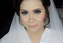 wedding make up by nof makeup