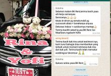 TESTIMONI ZAMAN NOW by BKRENTCAR