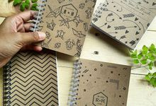 Notebook Spiral by Btari Gendhis Craft and Design