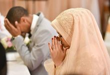 THE WEDDING OF NATASHA & JAMAL by Chandani Weddings