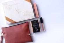 The Weddding of Ari & Naya by Ellinorline Gift