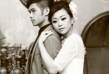 prewed make up by Njel Wu Make Up