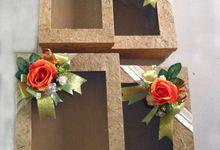 Mahar & Seserahan Pernikahan by RAQ Craft