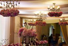 Astrid Wedding Reception by Suryo Decor