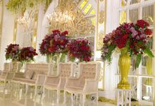 Wedding of Rendy & Fransisca by Azalia Decoration
