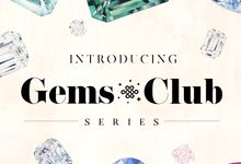 "Gemsclub ""Lavender Gem Series"" by Tulola"